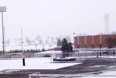 March (snow) Madness: surprise spring storm hits MHS