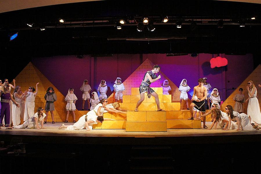 Joseph cast presents an outstanding performance