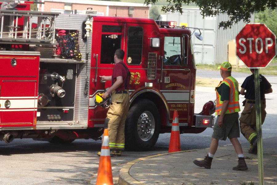 Unintentional fire drill calls firefighters to MHS
