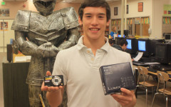 MHS student wins free camera from journalism class