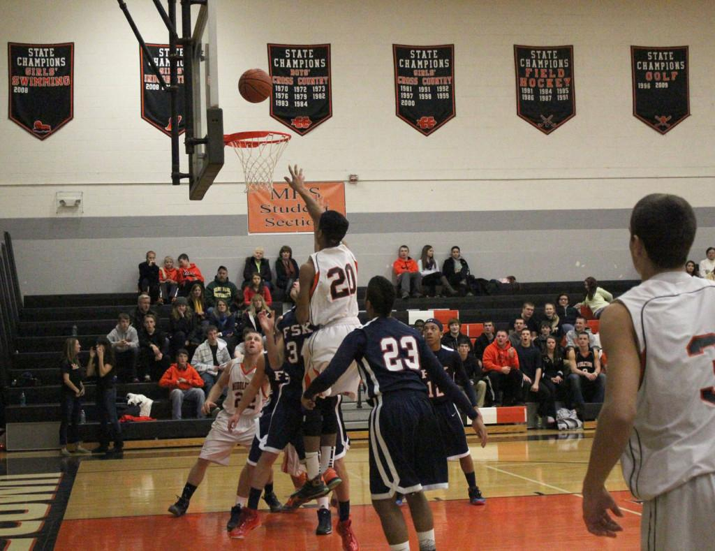 Boys Basketball: Knights hoping to continue hot streak against Tuscarora