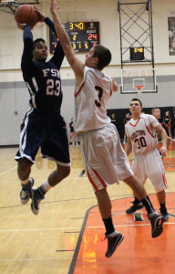 Boys Basketball: Knights and Leopards showdown in last game