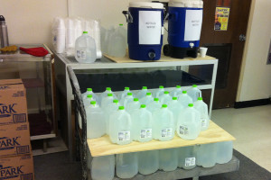 Water facilities get the all-clear