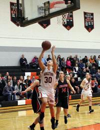 Girls Basketball: Knights hope to smash Smithsburg on Senior Night