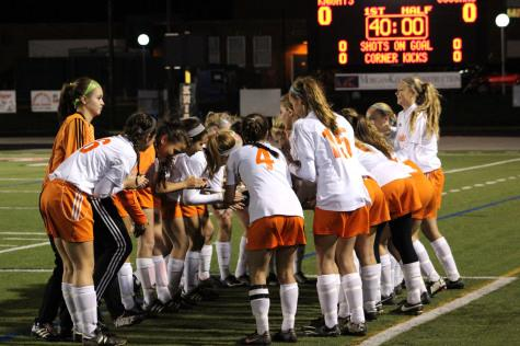 Girls Soccer: Knights hope to survive Bears again