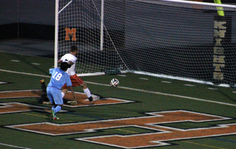 Boys Soccer: Knights hope to enact revenge on the Bears