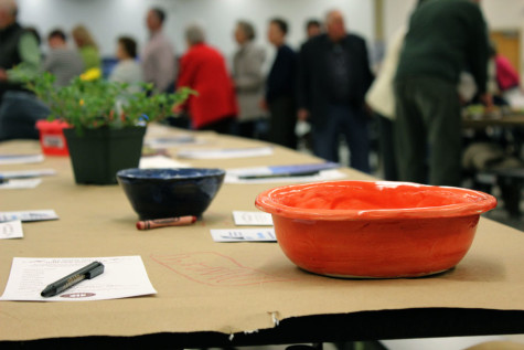 Empty Bowls brings a full house to MHS