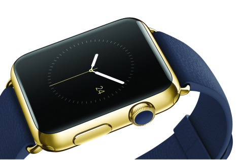 Not the time for Apple watch, student say