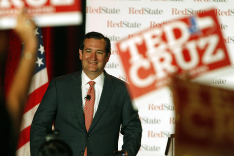 Cruz announcement draws mixed opinions