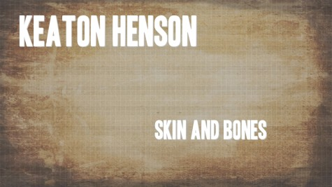 "Keaton Henson's song is more than just ""Flesh and Bone"""