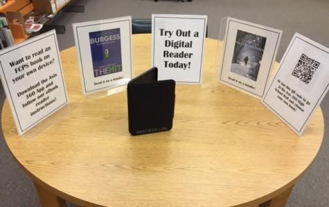 Media center debuts Kindles