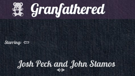 Grandfathered may have an old script, but the cast keeps it young