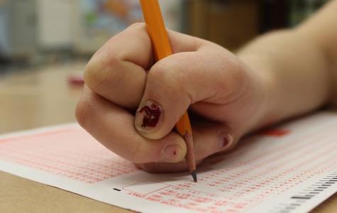 Changes in standardized testing spread
