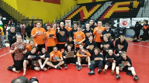 MHS wrestlers pin their first state championship