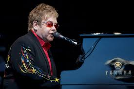 Elton John's new album came out in one