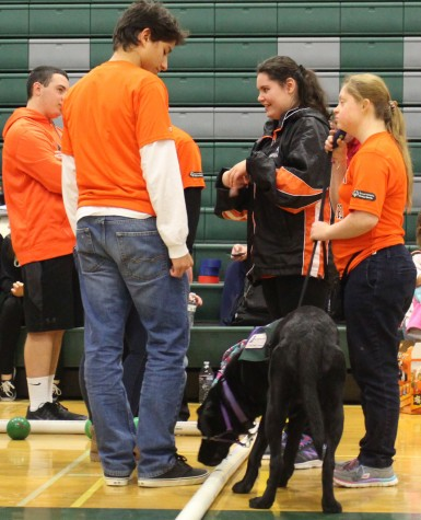 Athletes appreciate the unifying spirit of unified sports