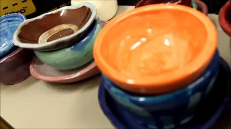 MHS holds Empty Bowls banquet