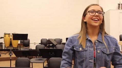 Kendall Neel wins Miss Frederick's Outstading Teen