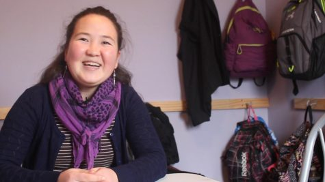 Foreign exchange student Mahabat Omorova shares about her home country