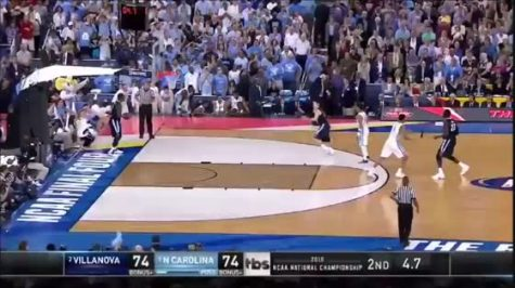 Kris Jenkins stuns fans in final shot