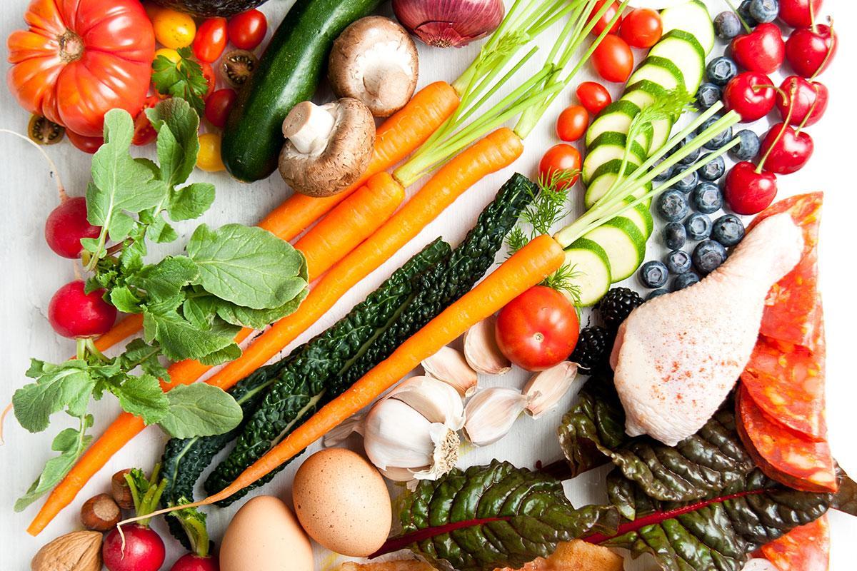 Палео диета фруктовый салат