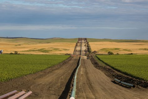 North Dakota pipeline concerns students