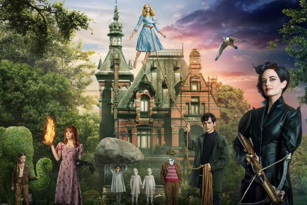 Promotional+image+for+%22Miss+Peregrine%27s+Home+For+Peculiar+Children%22