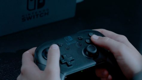 Nintendo Switch makes a hyped debut