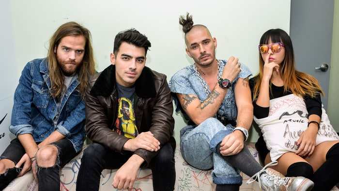 DNCE for Rolling Stone Magazine.
