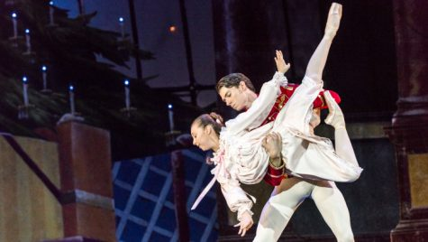 'A Nutcracker Christmas' fuses dance, holiday joy