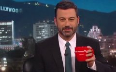 Jimmy Kimmel will host this year's Oscars on Sunday, Feb. 26.