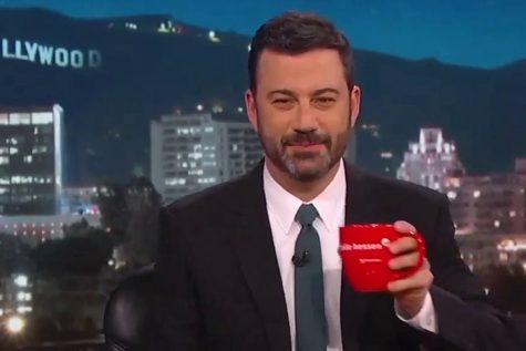 Jimmy Kimmel will host this year