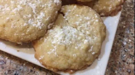 In the Kitchen: Potato chip cookies