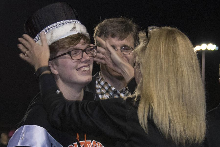 Dye's Homecoming crown is a step forward for acceptance