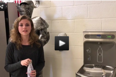 Hydration station comes to Middletown High School