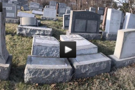 Reactions: Jewish cemetery vandalisim