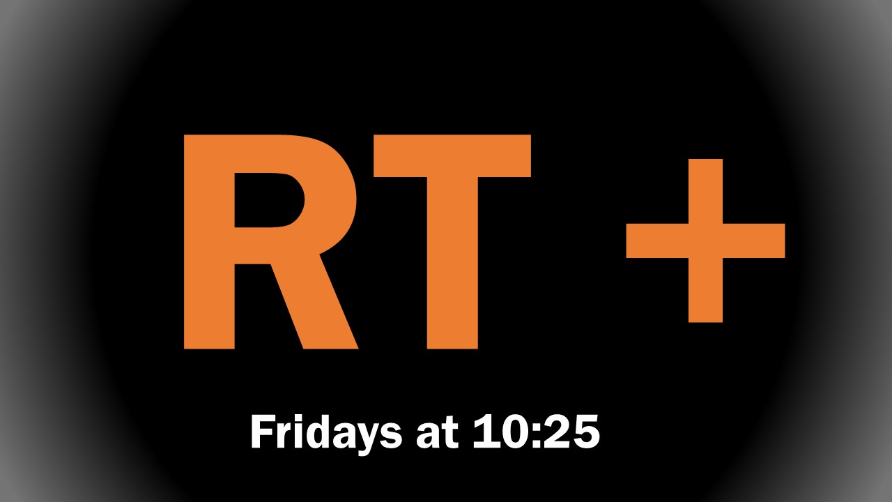 RT+ airs on Fridays during KnightsQuest.