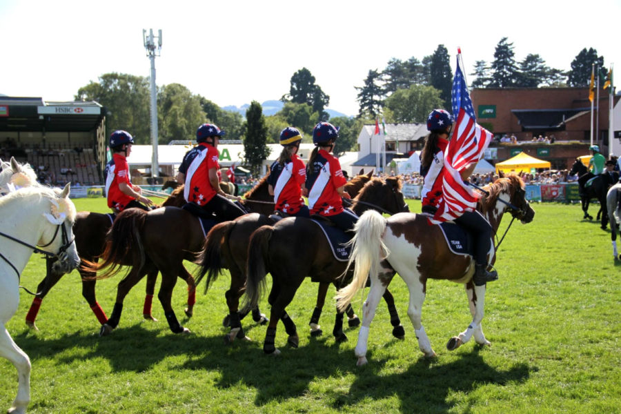 'Royal Welsh Agricultural Show' is not your average county fair