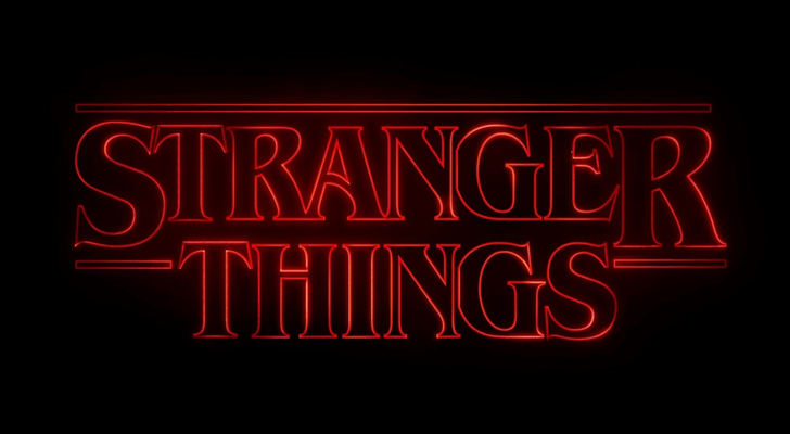 Official logo for Netflix original series