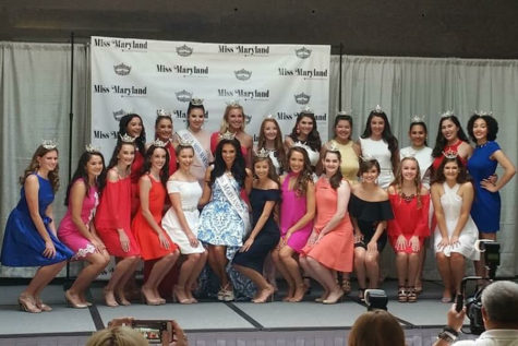 Column: Pageants-more than just a pretty face