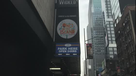 Highlights: Drama Trip to NYC