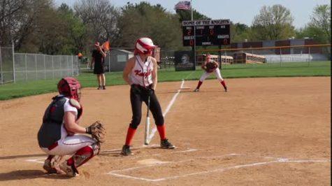 Highlights: Softball 5.2.18