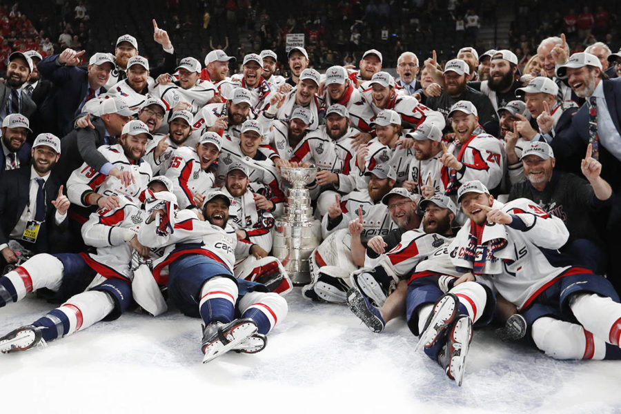 Washington Capitals clench their first Stanley Cup title