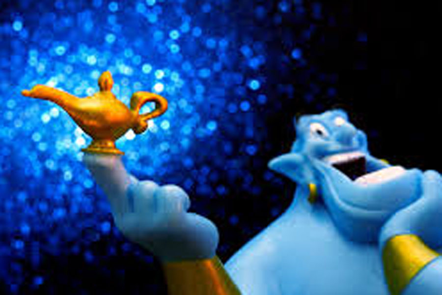 Aladdin remake set to release May 24, 2019.