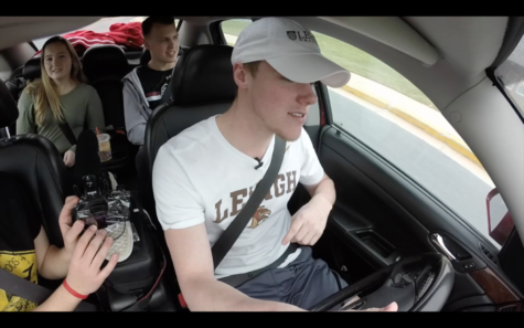 Fun feature: MHS cash cab – Ep. 1