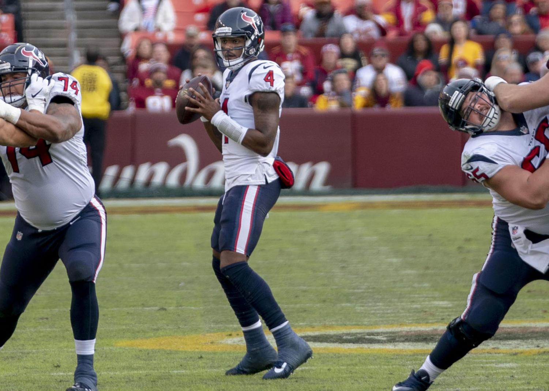 Texans at Redskins 11/18/18