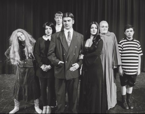 "A look into the making of ""The Addam's Family"""