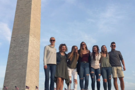 MHS Quill and Scroll Students take on Washington D.C.