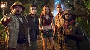 "Review: ""Jumanji"" takes it to ""The Next Level"""