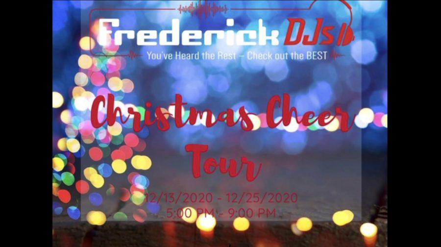 Frederick+DJs+spread+holiday+cheer